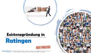 Existenzgründung in Ratingen