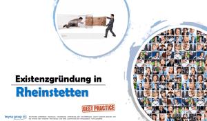 Existenzgründung in Rheinstetten