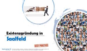 Existenzgründung in Saalfeld