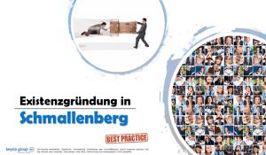 Existenzgründung in Schmallenberg