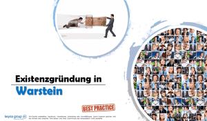 Existenzgründung in Warstein