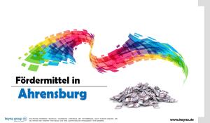 Fördermittel in Ahrensburg