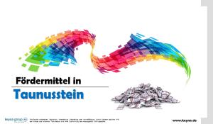 Fördermittel in Taunusstein