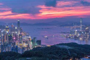 Firmengründung in Hongkong