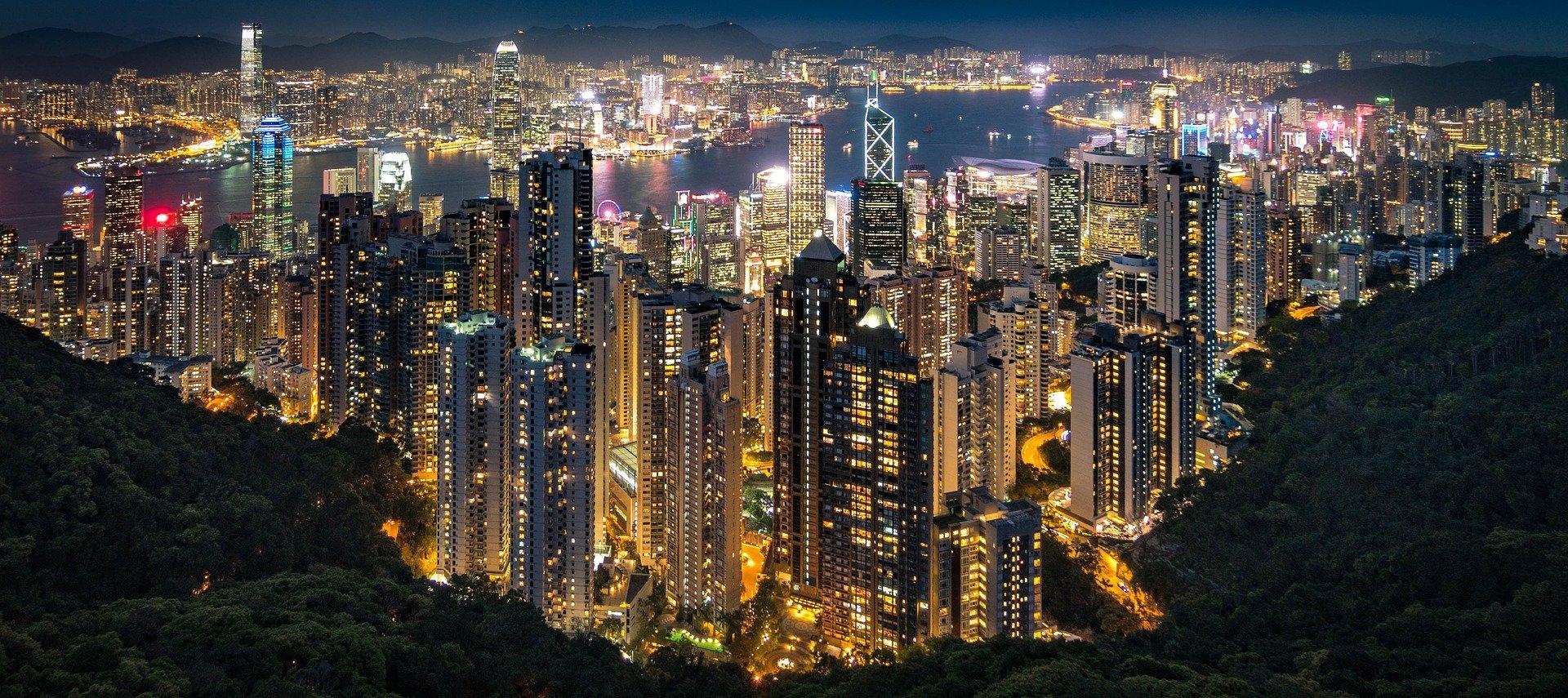 Firmengründung in Hongkong, Firmengründung in Hongkong